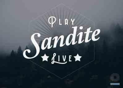 Sandite retro casino shirt