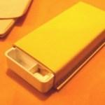 moo minicardsを入れるケース