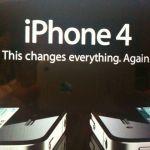 iPhone 4と来ましたか