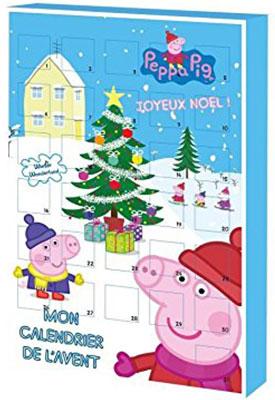 Calendrier De L'avent Peppa Pig : calendrier, l'avent, peppa, Calendrier-de-l-avent-peppa-pig, Nozarrivages