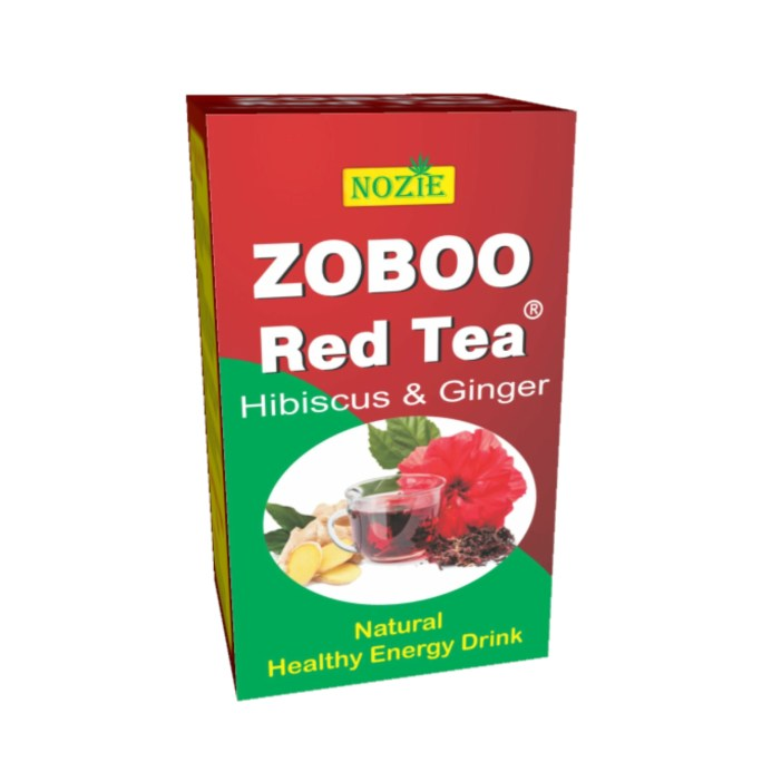 Zoboo Red Tea