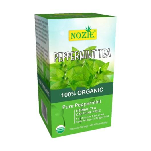 Natural Peppermint Tea