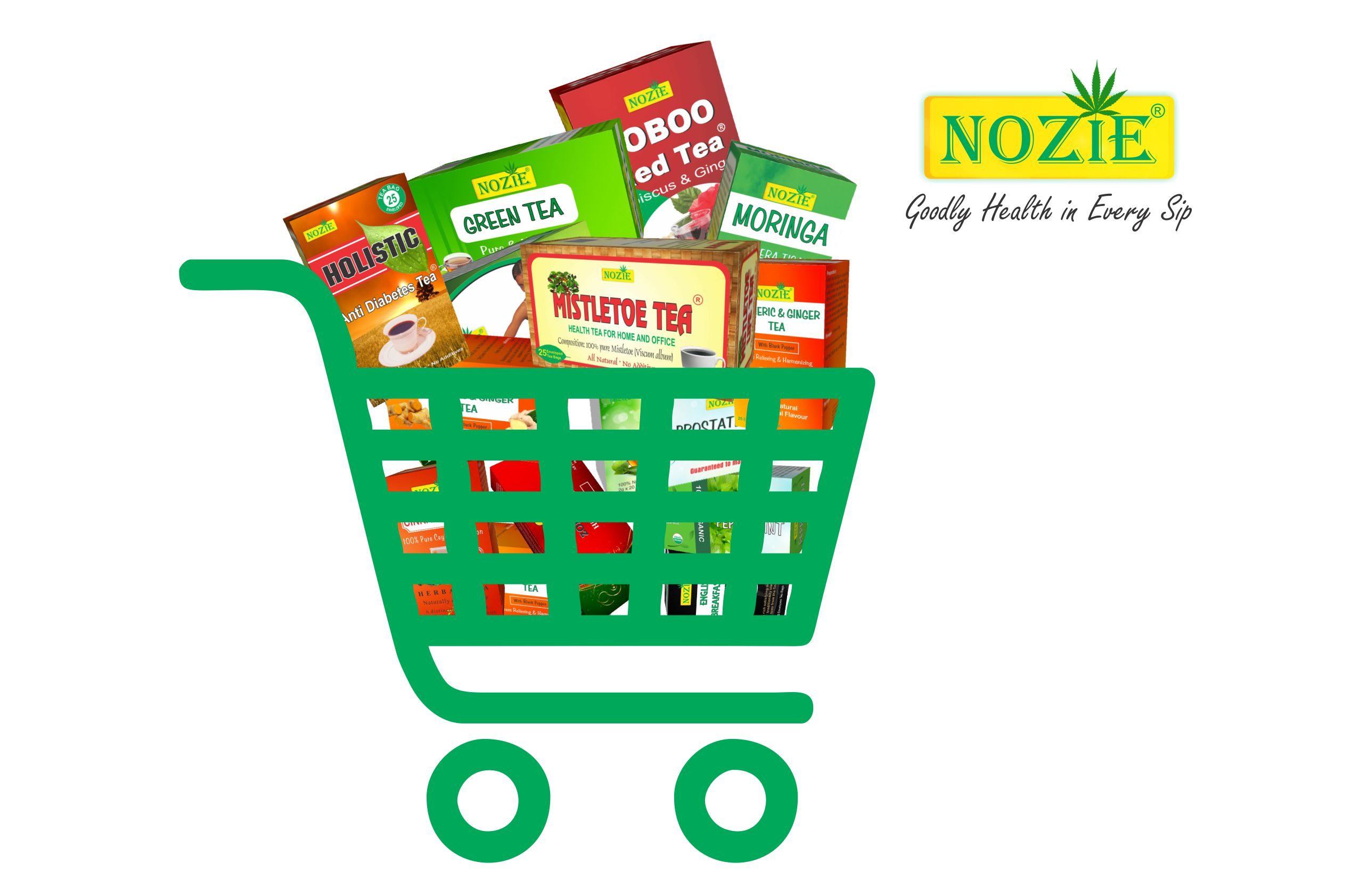 Buy Nozie Tea