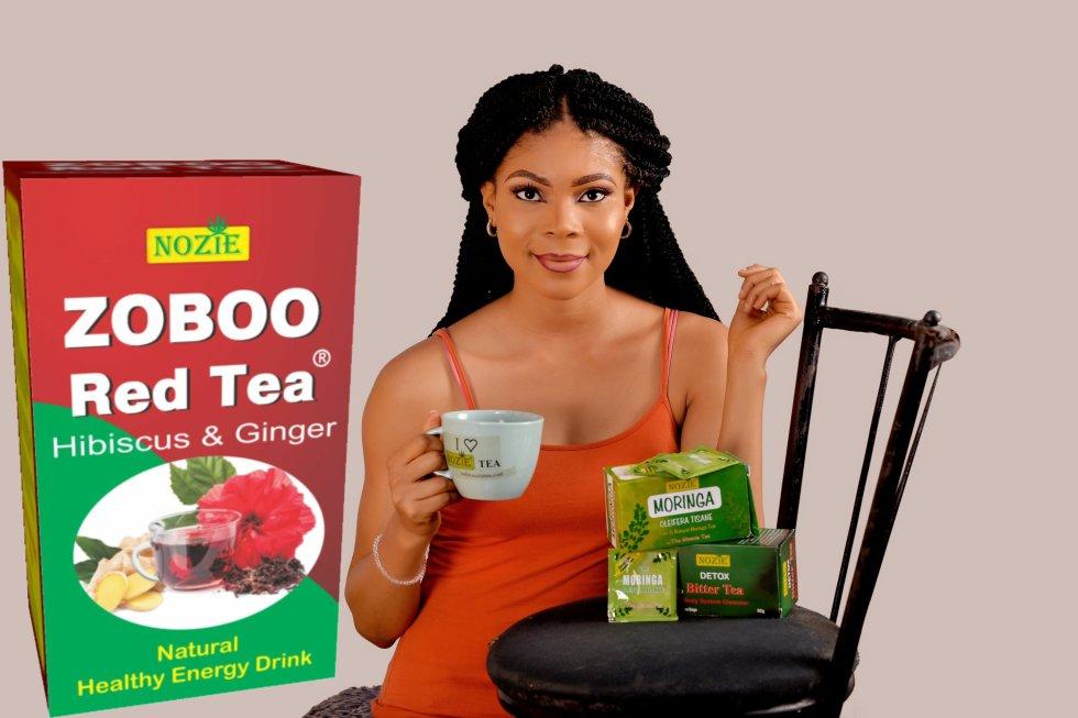 Nozie Zoboo Red Tea