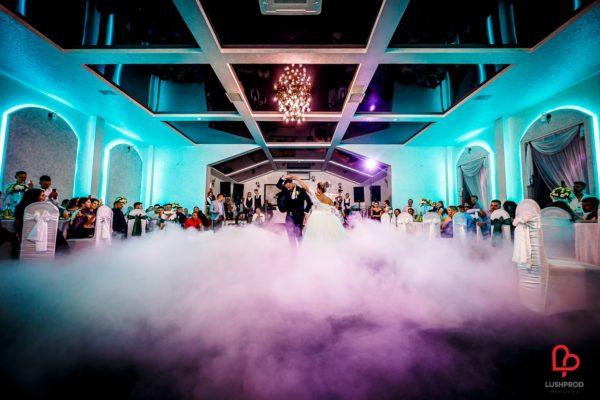 fumo pesante matrimonio