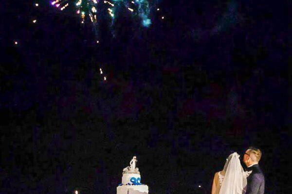 fuochi d'artificio Bergamo