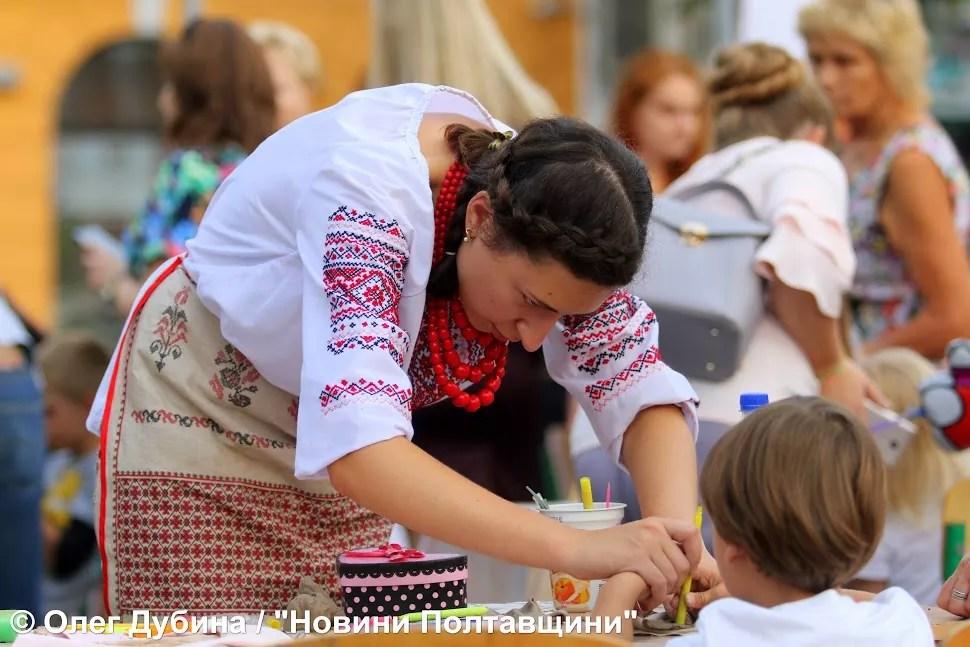У Полтаві урочисто відкрили міжнародний фестиваль «КІНОДОК»