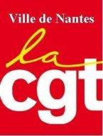 CGT ville de Nantes