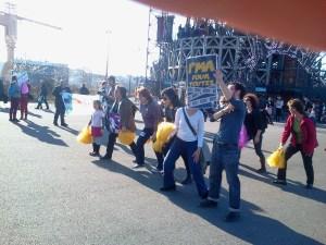 nantes manifestation 8 mars 2014 - un aka féministe
