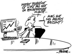 NPA Nantes climat christine poupin dessin faujour