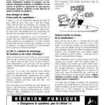 NPA Nantes climat christine poupin tract image
