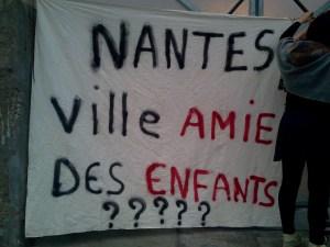 Nantes, ville amie des enfants ?