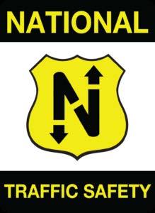 National Traffic Safety logo