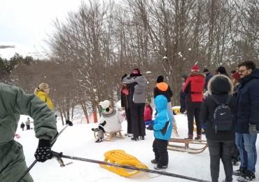 Posjećen zimski vikend u NP Lovćen