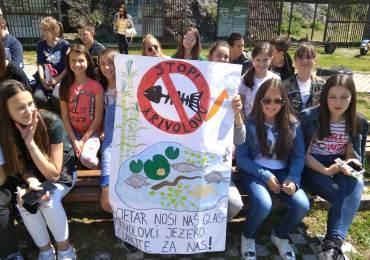 U NP Skadarsko jezero održana radionica u vezi sa ribolovnim zabranom