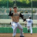 日本ハム・清宮 スタメン出場も結果は1打数無安打1打点