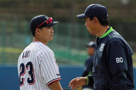【悲報】小川監督、またも青木を3番起用してしまう