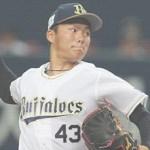 山本由伸(19) 32登板 防御率0.84 WHIP0.81_22ホールド