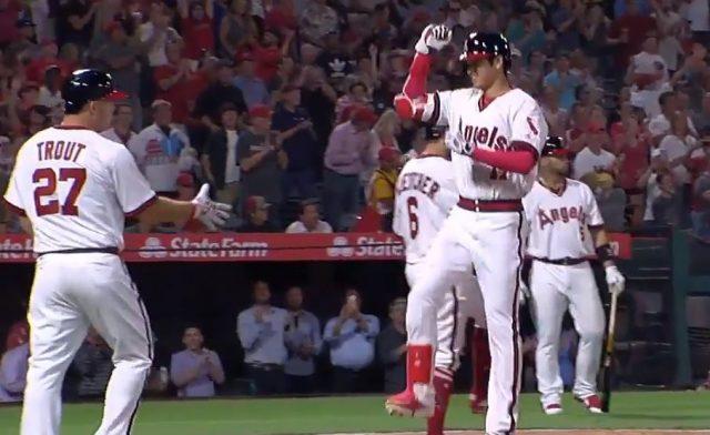 【MLB1年目】大谷翔平さん232打数で15HR、松井秀喜さん623打数で16HR
