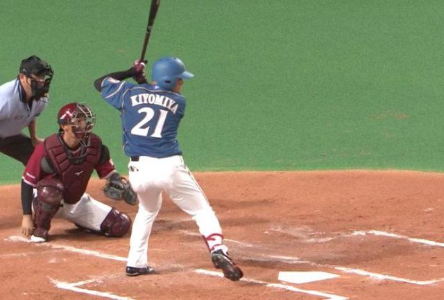 日本ハム・清宮幸太郎 1軍昇格後→4試合 2本塁打 7打点