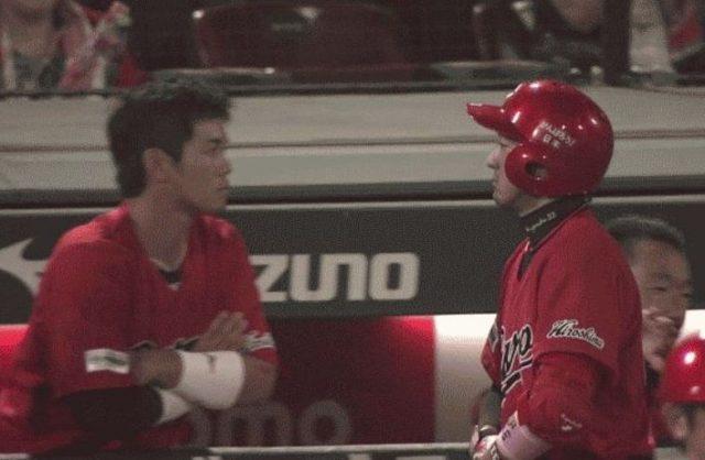プロ野球選手同士の不仲などが分かる闇深GIFまとめ