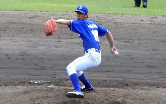 社会人野球パナソニック・吉川峻平投手、野球連盟の規程に反しダイヤモンドバックスとマイナー契約