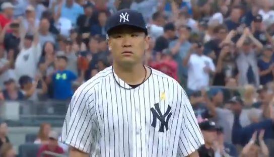 【朗報】NYY田中将大さん、2009年から10年連続2桁勝利達成(MLB5年連続)