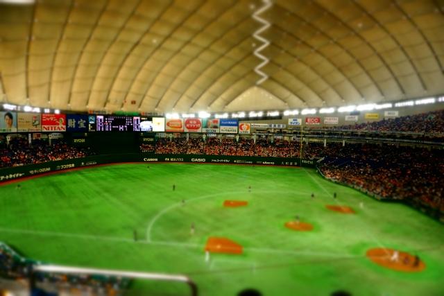 【朗報】プロ野球観客数、史上最多更新!NPB12球団で2555万人超