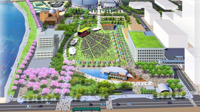 【朗報】広島市民球場跡地さん、やっと再開発できる模様