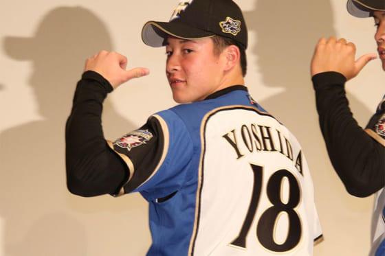【朗報】日ハム吉田輝星「1年目から10勝は当たり前」