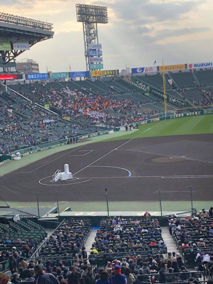 【悲報】今日開幕するセンバツ高校野球、空気