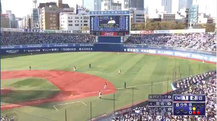 【朗報】日本ハムさんメジャー並みの極端な守備シフトをひく