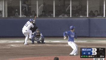 【一本足】中日・渡辺勝の打撃フォームがかっこいい