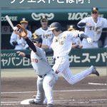 【悲報】阪神・西勇輝さん、SNSで審判の判定に苦言