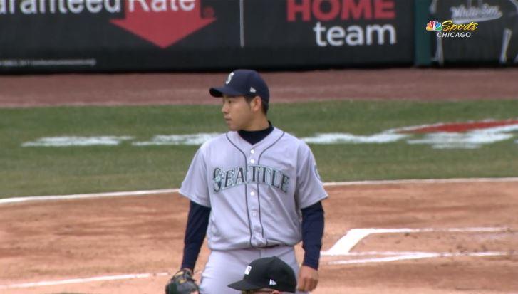 【悲報】マリナーズ菊池雄星さん、味方のベッカムが1イニング3エラーし3失点スタート