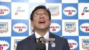 日本ハム栗山監督、U-18野球日本代表監督の候補に浮上