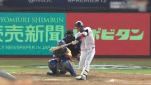 【GIF】昨日の山田哲人の初球特大ファールwwwwww