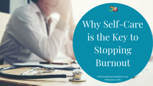Why Self-Care Is the Key to Stopping Burnout on NPBusiness.ORG