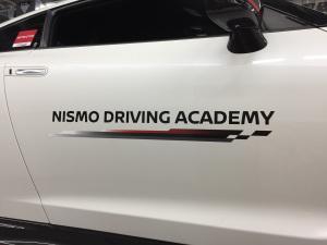 ニスモドライビングアカデミー★行ってきました。