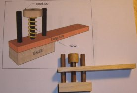 Bridge marking jig