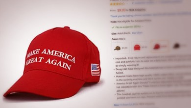 "Photo of ""I saw a MAGA hat on Amazon and now I need therapy"" trauma takes the nation by storm"