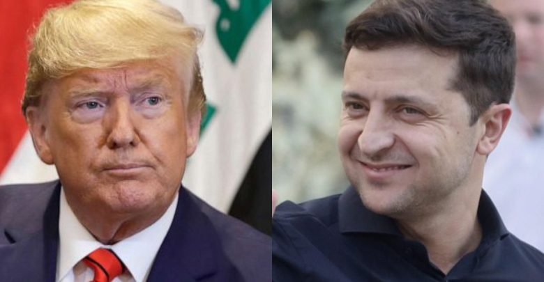 Photo of The fact that Trump even spoke to the Ukrainian President is an impeachable offense