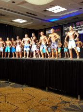 45+ athletes on one stage! OMG!!!