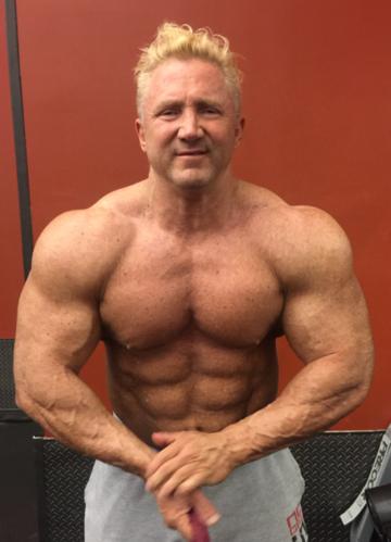 scott burnett tulsa bodybuilder and personal trainer