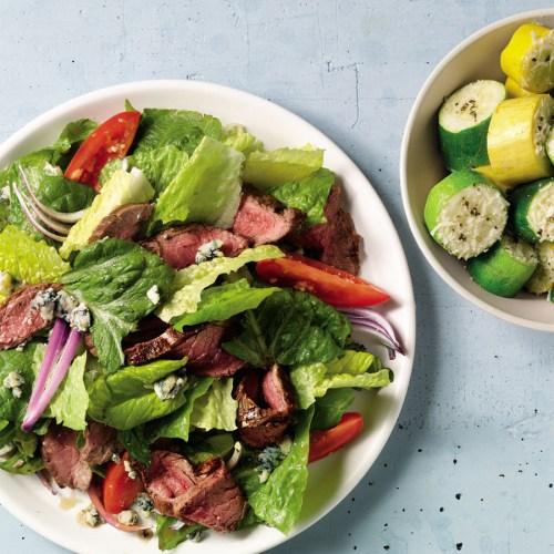 muscle building salad recipe from npc oklahoma