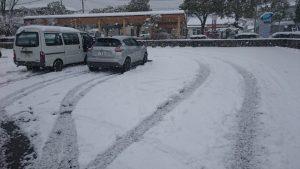 ジュークニスモ雪