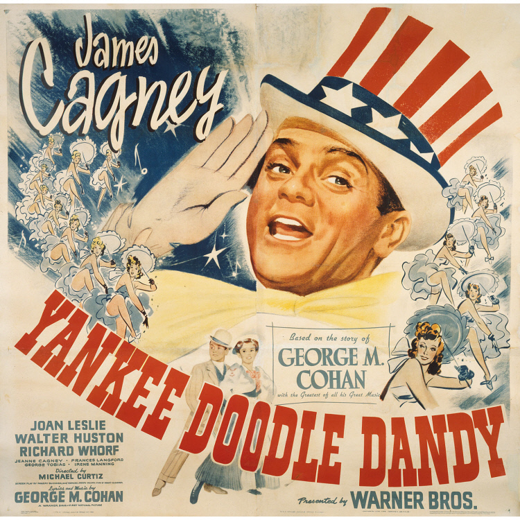 Image result for james cagney yankee doodle dandy