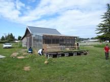 New Earth Works - Tierra Nuevas' Farm.