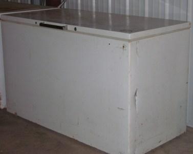 Cane River Food Pantry Freezer 3