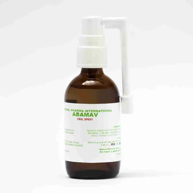 Oral Spray Abamav (50ml)